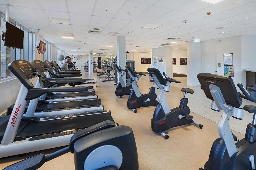 Pelican Waters Resort Gym