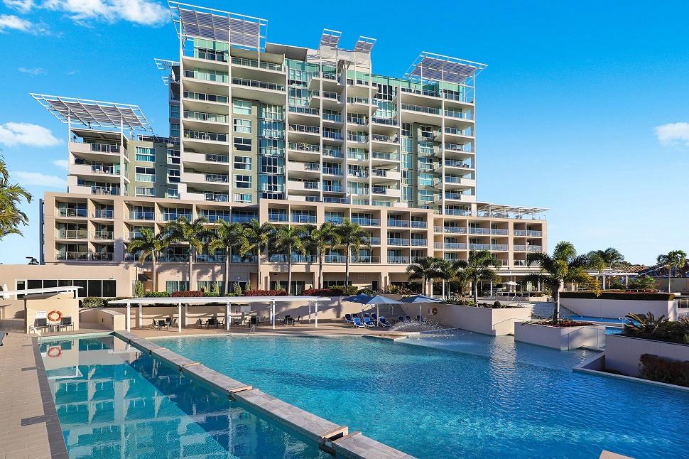 Pelican Waters Resort Pools